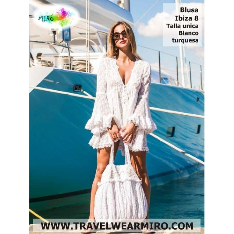 Blusa Ibiza 8 Shop online new collection 2019 Antica Sartoria c1e7fdb4a035b