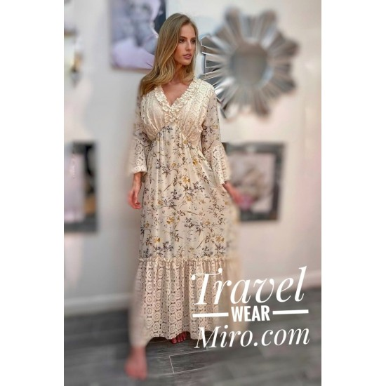 Vestido Cannes 71 Spell Gypsy style