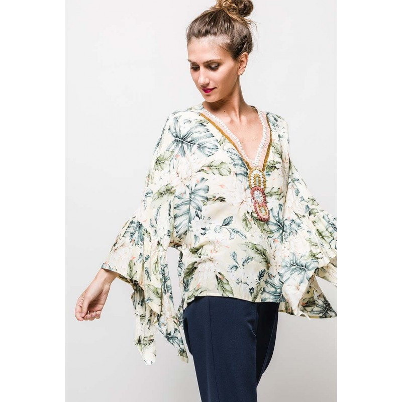 Blusa Corcega 27 Spell Gypsy Style.
