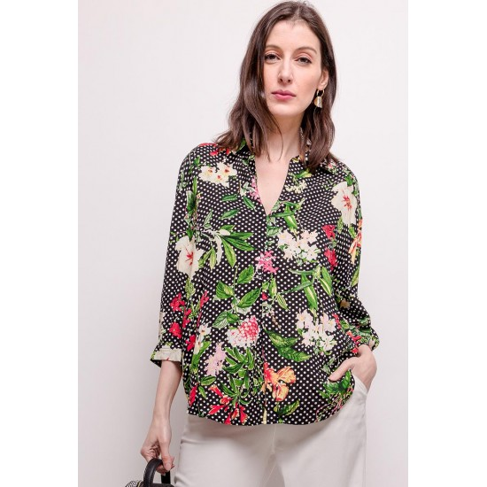 Camisa Corcega 29 Spell Gypsy Style.